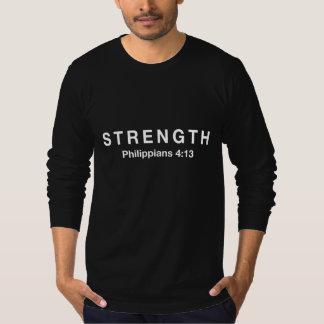 Strength Philippians 4:13 T-Shirt