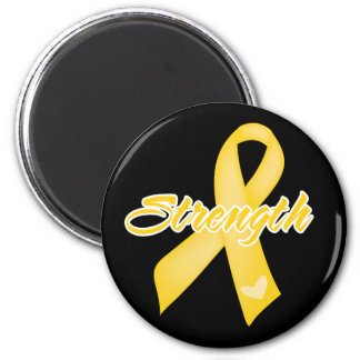 Strength - Sarcoma 2 Inch Round Magnet