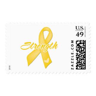Strength - Sarcoma Postage Stamps