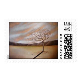 Strength Through Endurance Postage Stamp