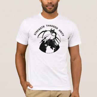 Strength Through Unity Bat T-Shirt