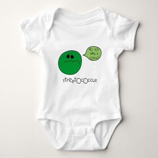 Streptococcus Baby Bodysuit