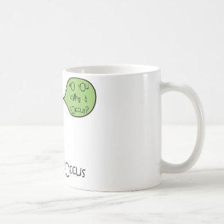 Streptococcus Classic White Coffee Mug