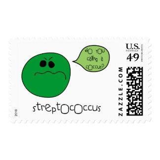 Streptococcus Postage