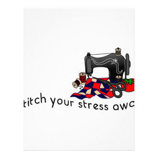 Stress Away Letterhead
