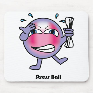 Stress Ball Mouse Pad