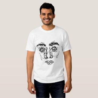 Stress Face T-shirt