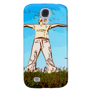 stress free life samsung galaxy s4 cover