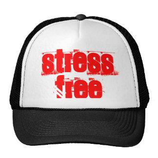 STRESS FREE TRUCKER HAT