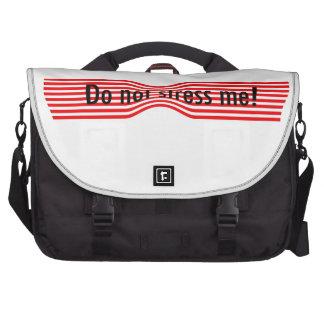 Stress Laptop Bag