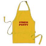 Stress Puppy Apron