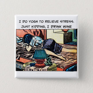Stress Release Button