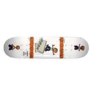 Stress Relief Skateboard Deck