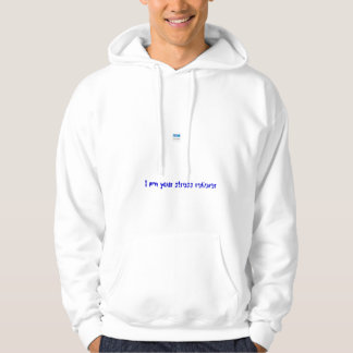 STress relievers Hoodie