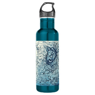 STRESS TESTS STAINLESS STEEL WATER BOTTLE