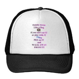 STRESS TRUCKER HAT