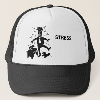 STRESS TRUCKER HAT