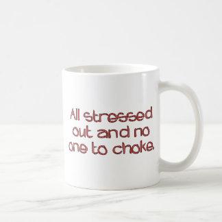 Stressed Out Coffee Mug