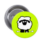 Stressed Sheep Pinback Buttons