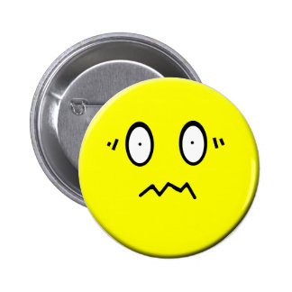 Stressed Smiley Button
