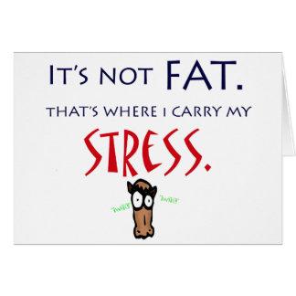stresslt card
