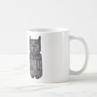 Stressy Cat needs Coffee Mug