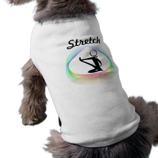 stretch dog shirt