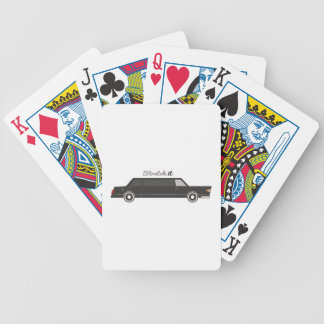 Stretch It Bicycle Playing Cards