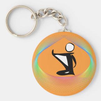 stretch keychain