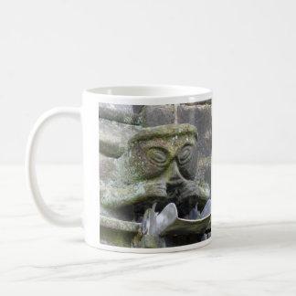 Stretch-mouth gargoyle mug