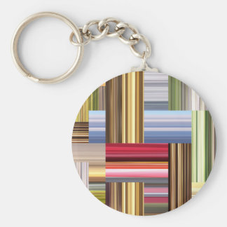 Stretch of Colors Keychain