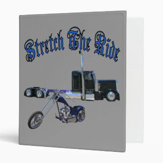 Stretch The Ride Binders