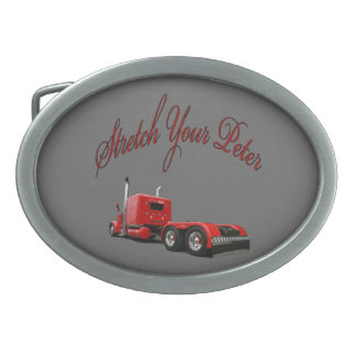 Stretch Your Peter Belt Buckles