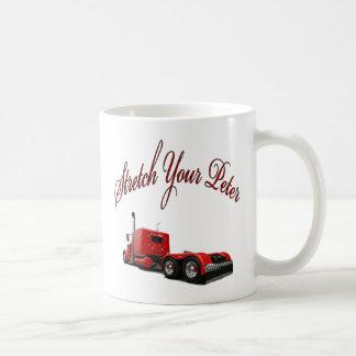 Stretch Your Peter Coffee Mug