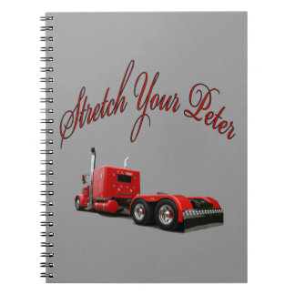 Stretch Your Peter Notebooks