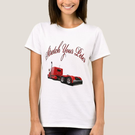 Stretch Your Peter T-Shirt