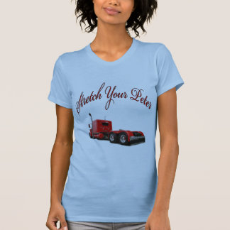 Stretch Your Peter Tee Shirt
