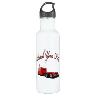 Stretch Your Peter Water Bottle