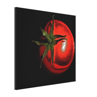 Stretched Canvas Print - Trendy Tomatoe
