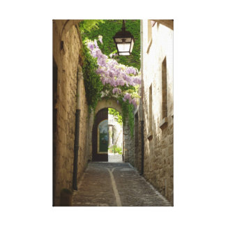 STRETCHED CANVAS - St Remy Provence Canvas Print