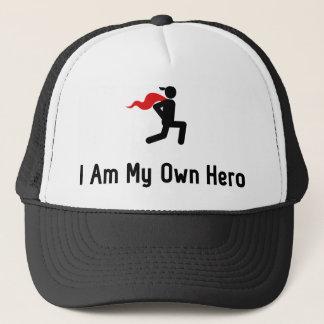 Stretching Hero Trucker Hat