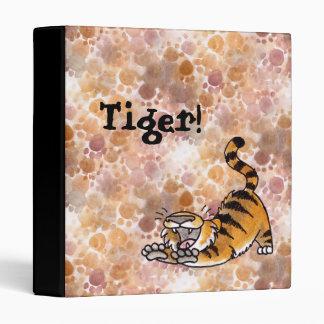 Stretching Tiger Binder