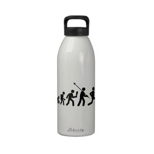 Stretching Drinking Bottle