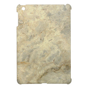 striated beige tawny dusty blue colors case for the iPad mini