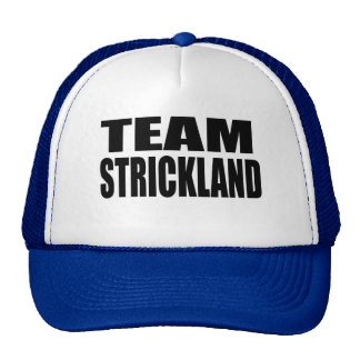 STRICKLAND 2010 MESH HATS
