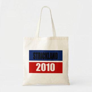 STRICKLAND 2010 TOTE BAG