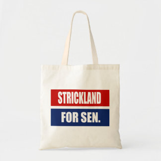 STRICKLAND 2010 TOTE BAGS