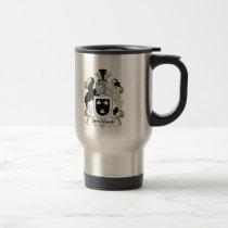 Strickland Family Crest Mug