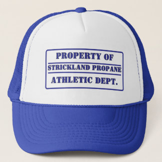 Strickland Propane Trucker Cap Hat Baseball Cap