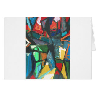 Strict Interior (abstract interior) Card